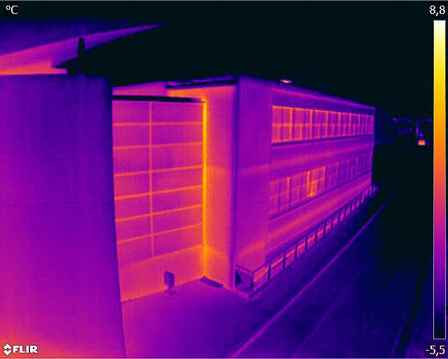 diagnostic thermique drone