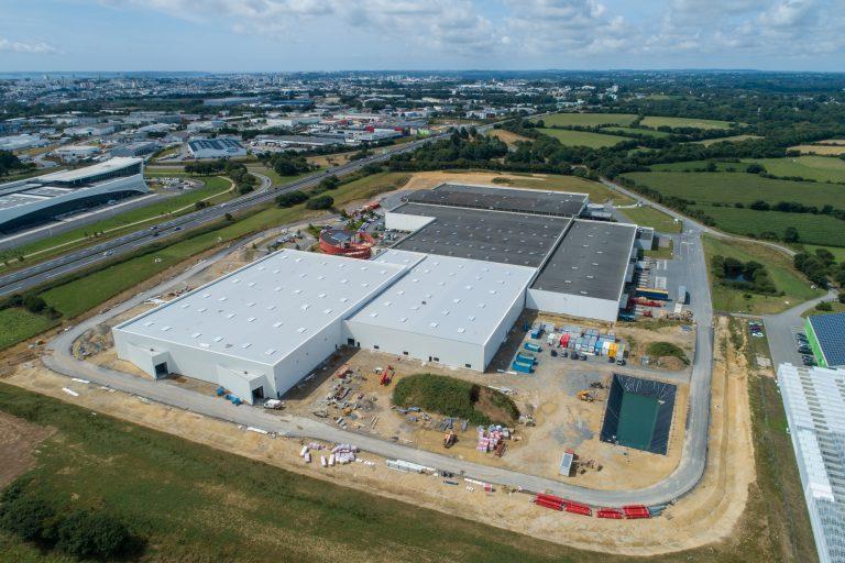 inspection site industriel