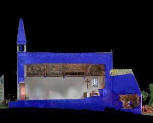 modélisation 3d facade