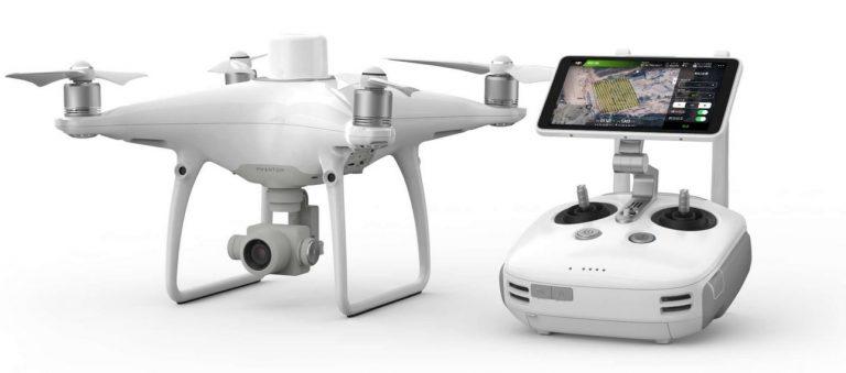 drone DJI phantom 4 RTK