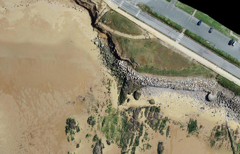 suivi littoral par drone